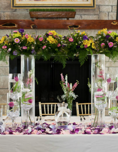 Wedding Party Centerpiece wi